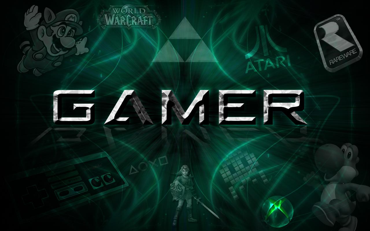 Am A Gamer Wallpaper I am a gamer w…